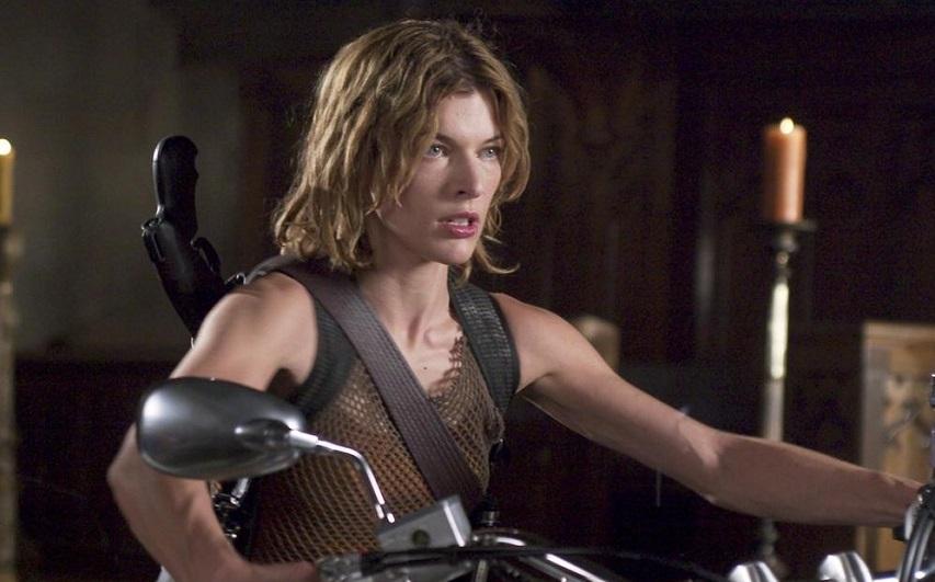 Кадр из фильма «Обитель зла 2: Апокалипсис»