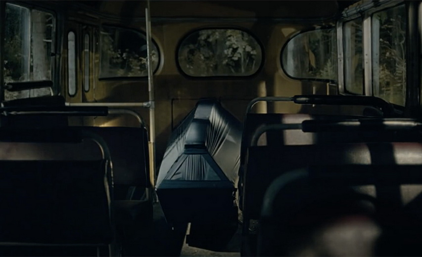 Кадр из фильма «Цой»