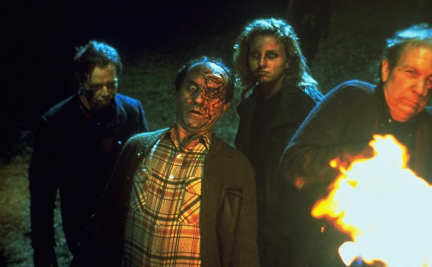 Кадр из фильма «Ночь живых мертвецов»