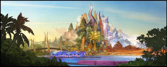 Кадр из мультфильма «Зоотопия»