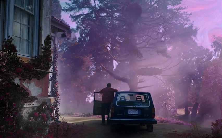 Кадр из фильма «Цвет из иных миров»