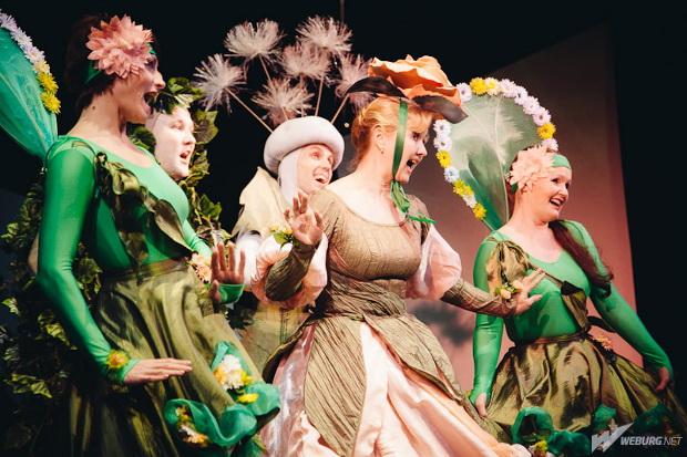 Это только музыкальный номер из церемонии награждения. Фото (С) Weburg.net
