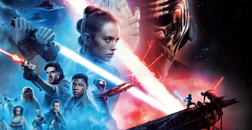 Постер фильма «Звездные войны 9»