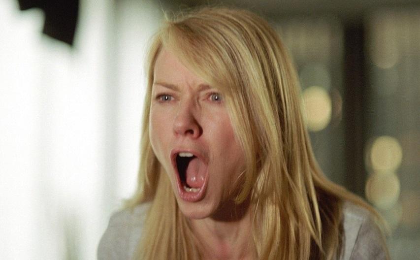 Кадр из фильма «Звонок»