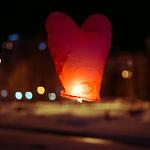 Фонарики в День влюбленных, фото 20