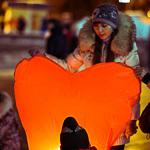 Фонарики в День влюбленных, фото 24