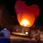 Фонарики в День влюбленных, фото 29