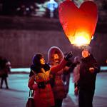 Фонарики в День влюбленных, фото 36