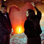 Фонарики в День влюбленных, фото 38