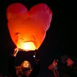 Фонарики в День влюбленных, фото 40