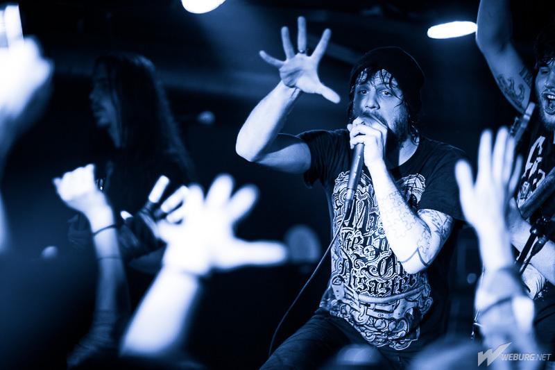 Singaporean Screamo Band Naedr Release Debut Album Past Is Prologue