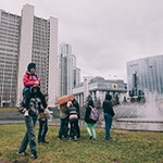 «Монстрация» в Екатеринбурге, фото 1