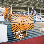 Футбол «Урал» — «Волга» в Екатеринбурге, фото 1