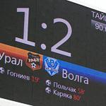 Футбол «Урал» — «Волга» в Екатеринбурге, фото 79