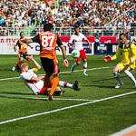 Футбол «Урал» — «Амкар» в Екатеринбурге, фото 15