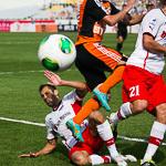 Футбол «Урал» — «Амкар» в Екатеринбурге, фото 35
