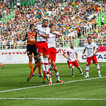 Футбол «Урал» — «Амкар» в Екатеринбурге, фото 37