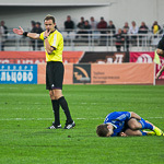 Футбол «Урал» — «Динамо» в Екатеринбурге, фото 42