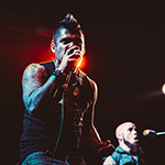 Концерт P.O.D. и Drowning Pool в Екатеринбурге, фото 37