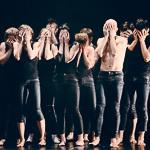 Премьера дэнс-спектакля «Забыть-любить» в Екатеринбурге, фото 20