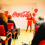 Открытие музея Coca-Cola в Екатеринбурге, фото 9
