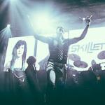 Концерт Skillet в Екатеринбурге, фото 3