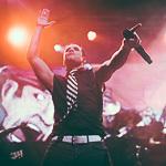 Концерт Skillet в Екатеринбурге, фото 12