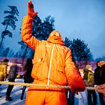 Прибытие Олимпийского огня в Екатеринбург, фото 3