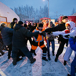 Прибытие Олимпийского огня в Екатеринбург, фото 4