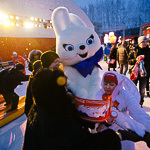 Прибытие Олимпийского огня в Екатеринбург, фото 5