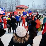 Прибытие Олимпийского огня в Екатеринбург, фото 10
