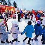 Прибытие Олимпийского огня в Екатеринбург, фото 12