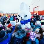 Прибытие Олимпийского огня в Екатеринбург, фото 13