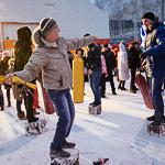 Прибытие Олимпийского огня в Екатеринбург, фото 19