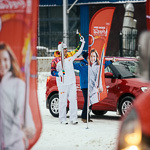 Прибытие Олимпийского огня в Екатеринбург, фото 29
