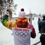 Прибытие Олимпийского огня в Екатеринбург, фото 31