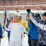 Прибытие Олимпийского огня в Екатеринбург, фото 32