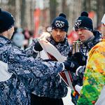 Прибытие Олимпийского огня в Екатеринбург, фото 33