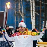 Прибытие Олимпийского огня в Екатеринбург, фото 34