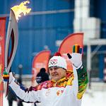 Прибытие Олимпийского огня в Екатеринбург, фото 36