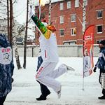 Прибытие Олимпийского огня в Екатеринбург, фото 37