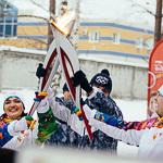 Прибытие Олимпийского огня в Екатеринбург, фото 38