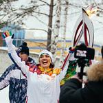 Прибытие Олимпийского огня в Екатеринбург, фото 39