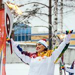 Прибытие Олимпийского огня в Екатеринбург, фото 40