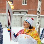 Прибытие Олимпийского огня в Екатеринбург, фото 41