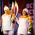 Прибытие Олимпийского огня в Екатеринбург, фото 42