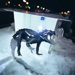 Фестиваль света «Не темно» в Екатеринбурге, фото 2