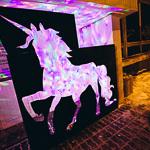 Фестиваль света «Не темно» в Екатеринбурге, фото 14
