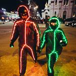 Фестиваль света «Не темно» в Екатеринбурге, фото 15