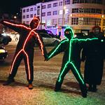 Фестиваль света «Не темно» в Екатеринбурге, фото 19